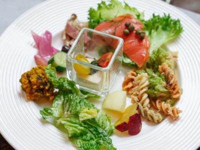 ウェスティンホテル東京『ザ・テラス』ランチブッフェの前菜