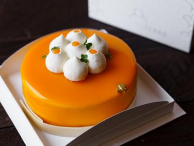 パレスホテル東京『エステール』のチーズケーキ